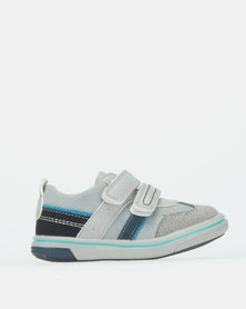 Bubblegummers Boys Casual Sneakers Grey