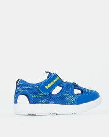 Bubblegummers Boys Open Sneakers Royal Blue