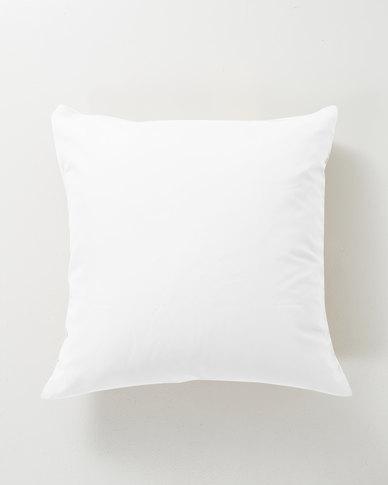 Utopia Pillow Case Single White