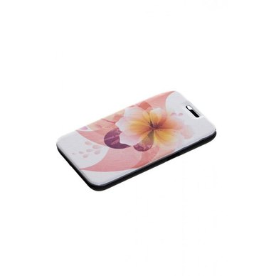 Tellur Folio Case Tellur Samsung J1 2016 Yellow flower