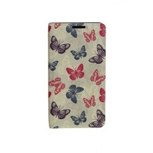 Folio Case Tellur for Samsung S8 Butterflies