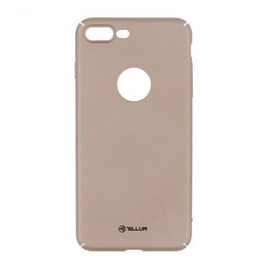 Tellur Super slim cover for iPhone 8 Plus- Gold
