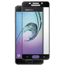 Tellur Tempered Glass for Samsung A3 2016 full cover black