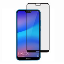 Tellur Tempered Glass 3D for Huawei P20 Lite - black