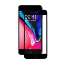 Tellur Tempered Glass 3D for iPhone 8- Black