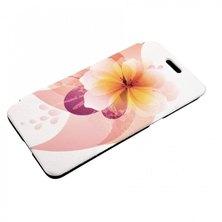 Tellur Folio Case Huawei Y6 Yellow Flower