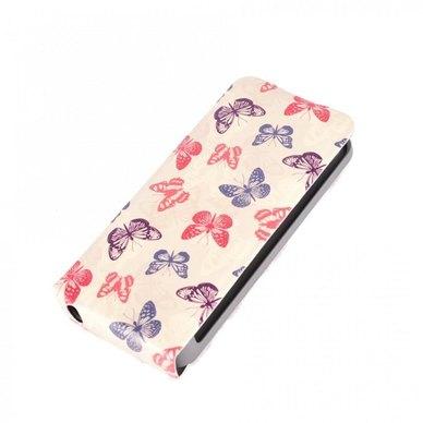Tellur Flip Case Tellur Iphone 5/5S Butterfly