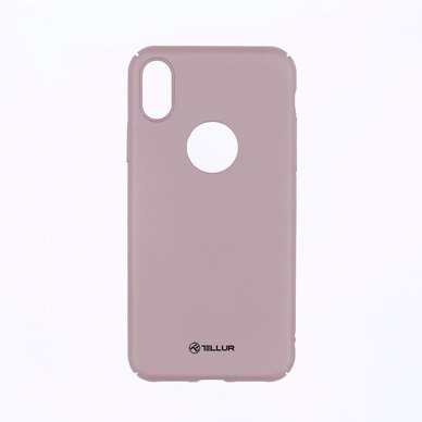 Tellur Super slim cover for iPhone X / XS- Pink