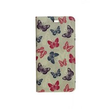 Folio Case Tellur for Huawei P10 Plus Butterflies