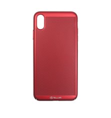 Tellur Cover Heat Dissipation for iPhone XS MAX Red