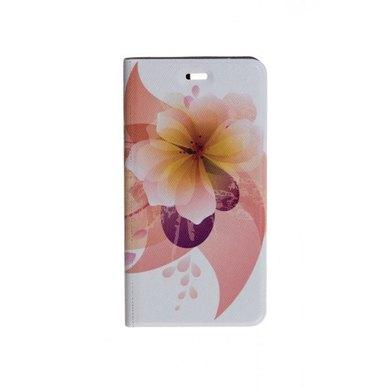 Folio Case Tellur Huawei P9 Yellow flower