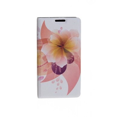 Folio Case Tellur Samsung S7 Edge Yellow flower