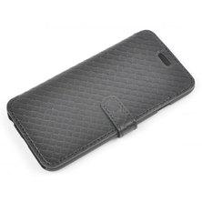 Book Case Tellur for Samsung S8 Plus Cross Leather Black