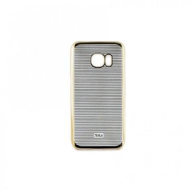Tellur Hard Case Cover Horizontal Stripes for Samsung S7 Edge