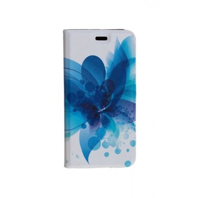 Tellur Folio case Tellur for Samsung A5 2016 Blue Flower