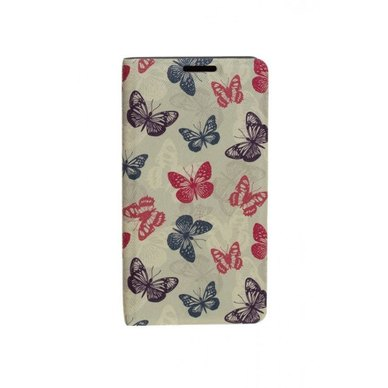 Folio Case for Samsung S7 Edge Butterfly