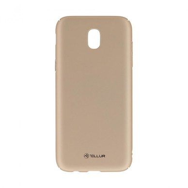 Tellur Super slim cover for Samsung J7 2017- Gold