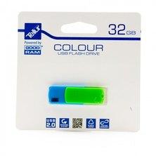 Tellur 32GB TELLUR COLOUR MIX USB 2.0 PD32GH2GRCOMXR9+T by Goodram