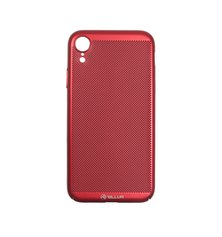 Tellur Cover Heat Dissipation for iPhone XR Red