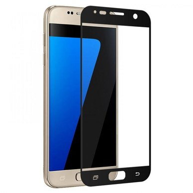 Tellur Tempered Glass for Samsung J3 2017 - black