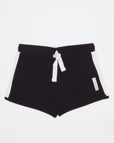 Lizzy Teen Girls Jaxin Shorts Black