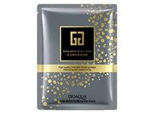 Bioaqua Gold above beauty mask