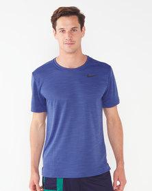 Nike Performance M NK Dry Superset Short Sleeve Top Multi