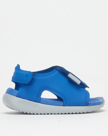 Nike Infants Sunray Adjust 5 Sandals Blue
