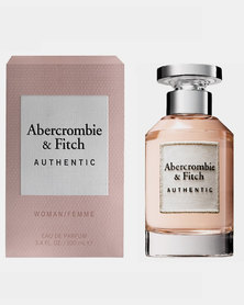 ABERCROMBIE AND FITCH Authentic For Women Clear