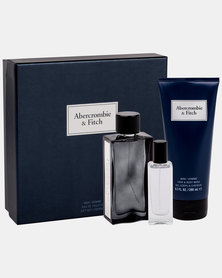 ABERCROMBIE AND FITCH Blue For Him Xmas Set 100Ml+15Ml+200ml