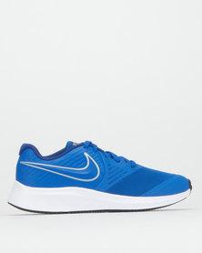 Nike Boys Game Royal Star Runner Sneakers Blue