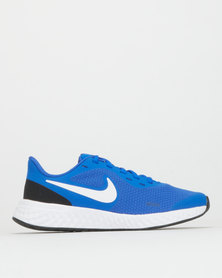 Nike Boys Racer Revolution Sneakers Blue
