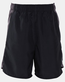 Nike Boys 6IN Challenger Shorts Black