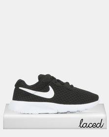 Nike Boys Tanhun Sneakers Black