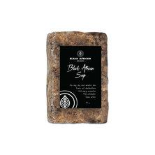 Black African Organics African Black Soap, 200g
