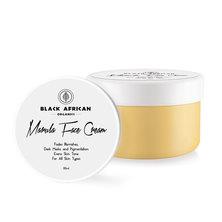 Black African Organics Marula Face Cream, 50g