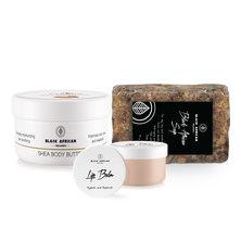 Black African Organics Natural Skin Care Kit