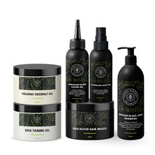 Black African Organics Deluxe Hair Care Kit