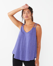 Utopia Floaty Knit Cami Lilac