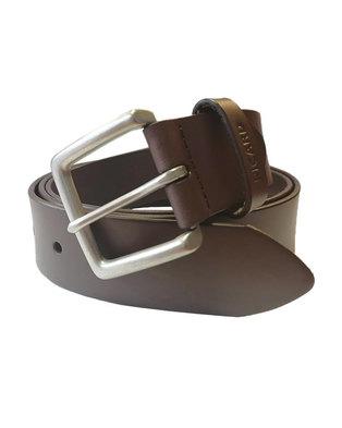 Picard Men's Leather Belt Cafe