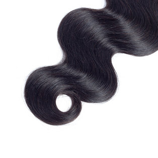 BLKT 18 inches 3x Bundles Peruvian Body Weave Package