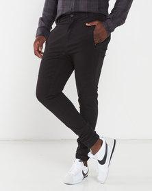 St Goliath Euro Pants Black
