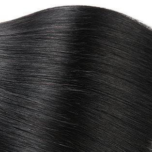 BLKT 12A 3x bundles 28 inches Peruvian straight weaves