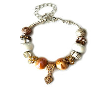 Urban Charm Gemmabella Charm Bracelet - Golden Moments