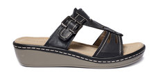 Viauno Sandals Black
