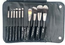 Rey Beauty 10pc Complete Brush Set