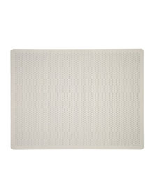 blomus Silicone Heat-Resistant Flip Placemat in Moonbeam