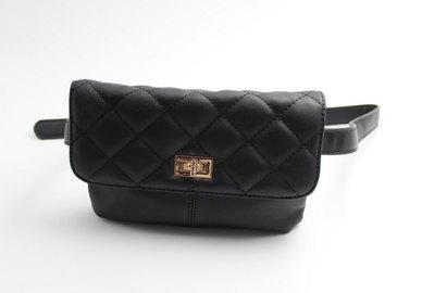 LaMara Paris Bali padded mini waist bag black