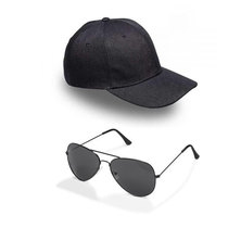 Always Summer Aviators and Cap Accessory set
