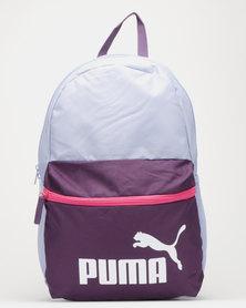 Puma Sportstyle Core Phase Backpack Purple